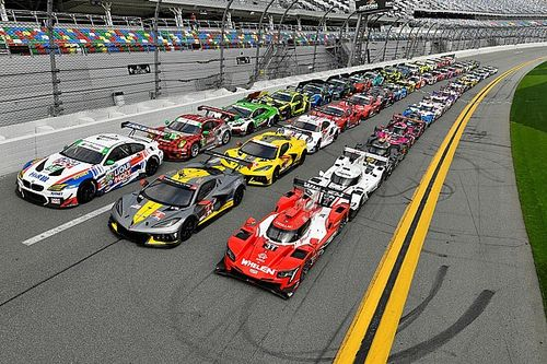 Updated entry list for 59th Rolex 24 Hours at Daytona