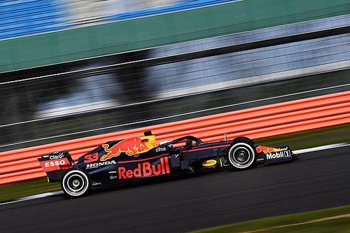 Verstappen: nehéz megítélni a Red Bull fejlődését egy filmforgatási nap alatt