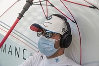 """Eng """"wishing"""" for BMW Formula E chance after test"""