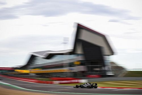 تغطية مباشرة لسباق جائزة الذكرى الـ 70 الكبرى للفورمولا واحد 2020