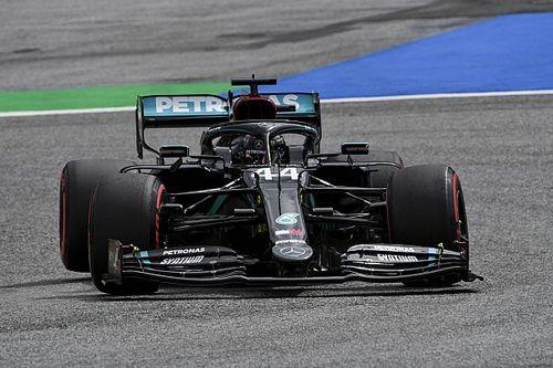 Réclamation rejetée pour Red Bull contre le DAS de Mercedes