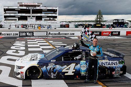 NASCAR Pocono 1: Kevin Harvick beendet Durststrecke