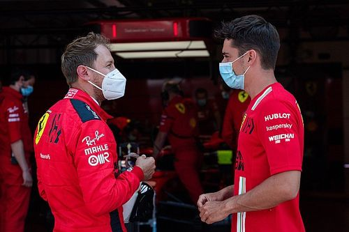 "Vettel and Leclerc ""mature enough"" to move on from clash"