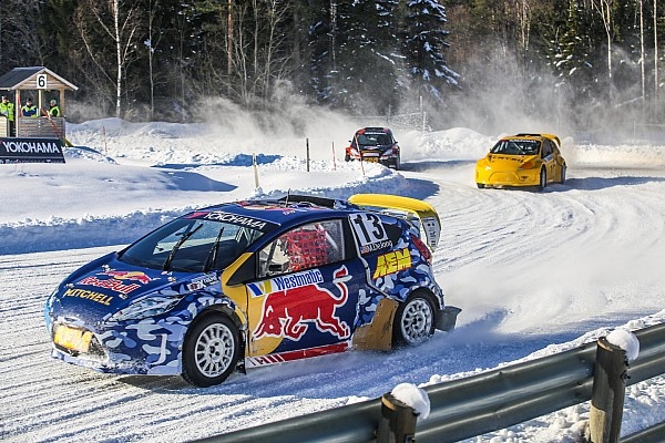 Other rally Special feature Video: RallyX on Ice gets set for Round 2