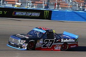 NASCAR Truck Breaking news Ben Rhodes to continue with ThorSport in 2018