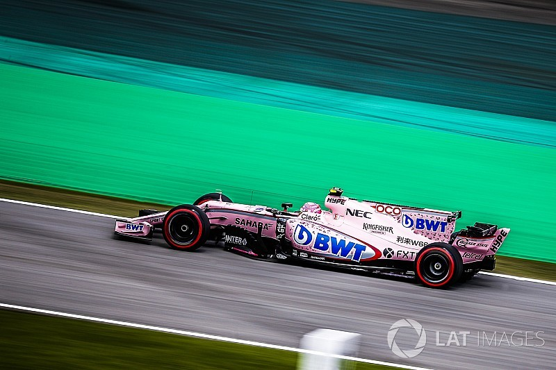 Force India, Force One ismini kullanamayacak