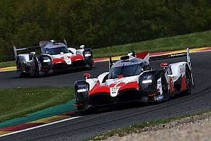 WEC Résumé de qualifications Qualifs - Toyota en pole à Spa, crash violent pour Fittipaldi