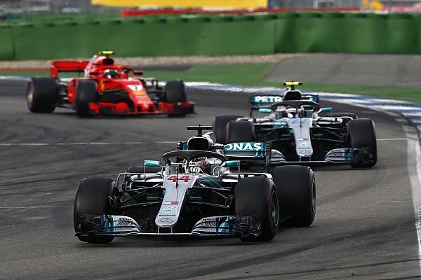 Formula 1 Breaking news Mercedes explains team orders call on Bottas