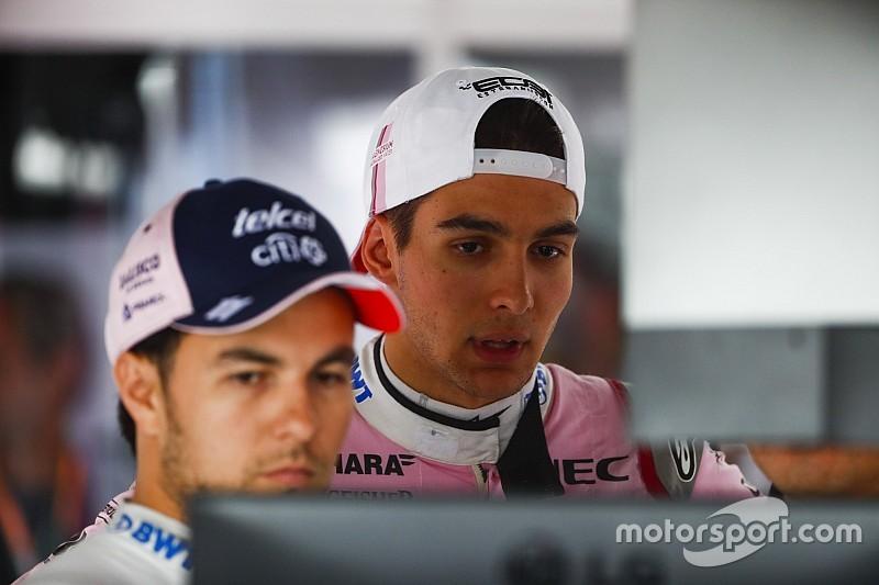 Perez, 2019'da Force India'da kalmaya hazırlanıyor, Ocon McLaren'a gidebilir