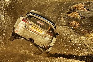 WRC Prova speciale Gran Bretagna, PS8: Evans riparte alla grande. Neuville rimonta ancora
