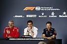 Red Bull en Ferrari kruisen degens over aantrekken Mekies