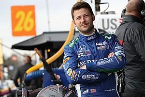 IndyCar Son dakika Marco Andretti: Eleştirilere katılıyorum