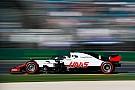 Grosjean: Haas'