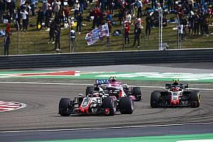 Formule 1 Réactions Grosjean encore malchanceux :