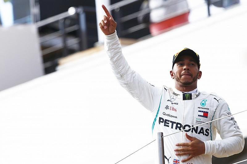 フランス決勝:ハミルトン圧勝! ガスリーは1周目の接触でリタイア