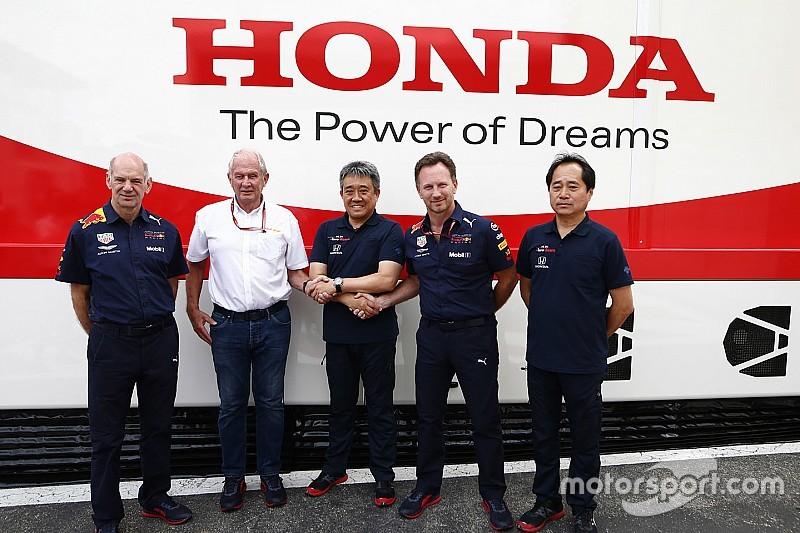 Хорнер: Наша мета з Honda – один схід на сезон Ф1