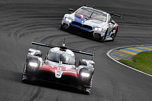 Le Mans Race report Le Mans 24h: Alonso's Toyota leads with four hours left