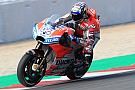 MotoGP Recent Dovizioso crashes