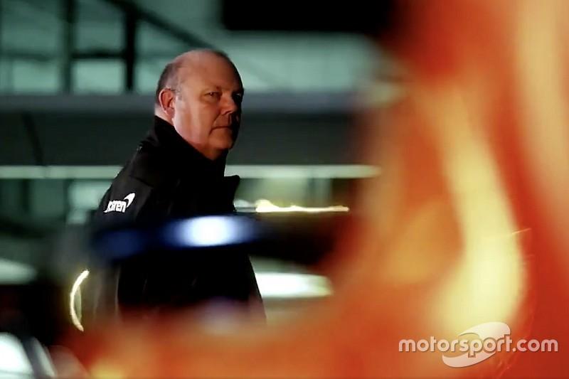 McLaren у відео прямо натякнула на ліврею боліда Ф1 2018-го