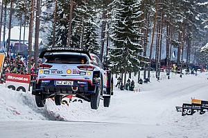 WRC Etappenbericht WRC Rallye Schweden 2018: Thierry Neuville auf Siegkurs