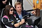 Fórmula E VIDEO: Rosberg volvió a pilotear en un circuito