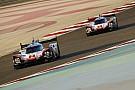 WEC Abschlusstraining in Bahrain: Porsche an der Spitze