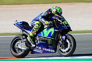MotoGP Nieuws Crash kost Rossi waardevolle kilometers met prototype