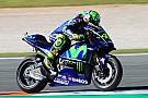 Motor barunya hancur, Rossi berharap kembali coba mesin 2018
