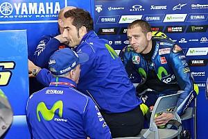 MotoGP Noticias de última hora Yamaha completa su última prueba del año en condiciones de lluvia