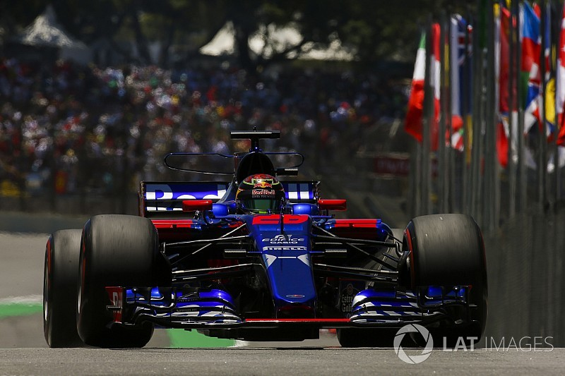 Toro Rosso: 10 posizioni di penalità ad Abu Dhabi per Hartley