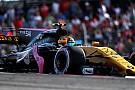 В Renault похвалили Сайнса за первую гонку в составе команды