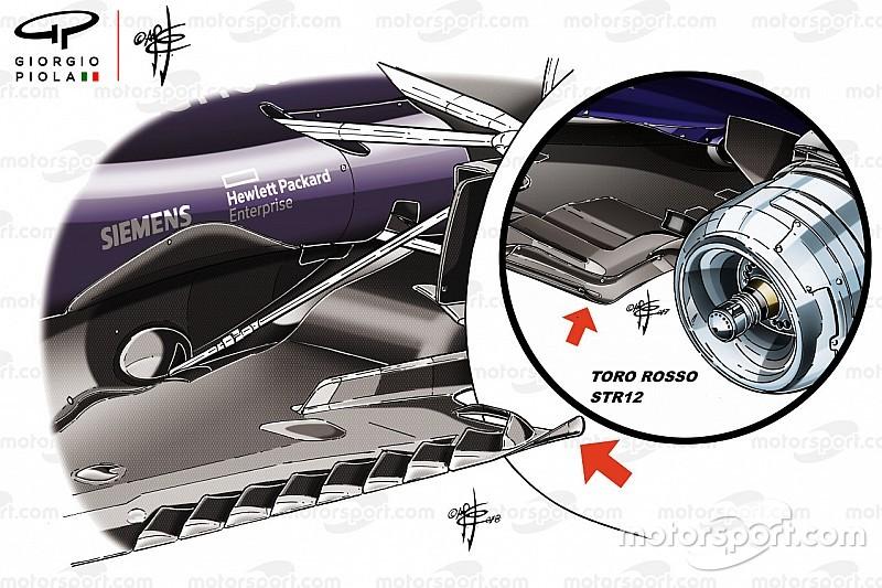 Formel-1-Technik: Wie Red Bulls neuer Unterboden mehr Abtrieb erzeugt