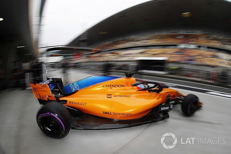 Alonso: vitória de motor Renault é motivação para a McLaren