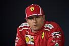 Формула 1 Райкконен опроверг слухи о переговорах с Toyota в WRC