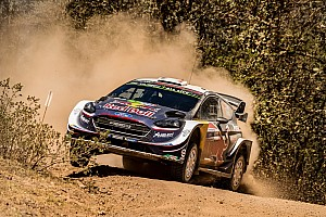 WRC Résumé de spéciale ES15 à 19 - Une journée