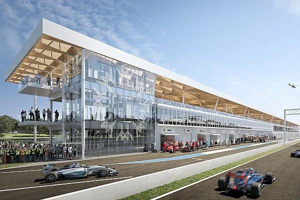 F1 Noticias de última hora Así será el nuevo edificio de boxes del Gilles Villeneuve