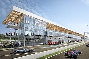 Montreal F1 pistinin yeni pit tasarımı ortaya çıktı