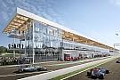 Le nouveau paddock du Circuit Gilles Villeneuve coûtera cher