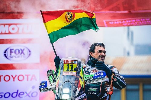 Quad-Start: Rallye Dakar 2019 hat erste Kontroverse