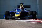 GP3 Kari lidera el primer día de pruebas de la GP3 en Abu Dhabi