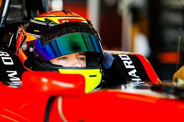GP3 Actualités Ilott, jeune pilote Ferrari, signe chez ART en GP3