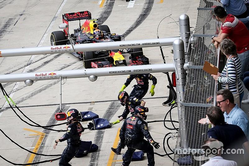 Red Bull - L'arrêt manqué de Verstappen est