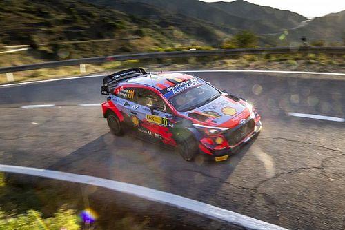 WRC, Rally Spagna, PS5: Neuville è magico e va in testa!