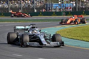 Mercedes seguirá inspirándose en los coches de sus rivales
