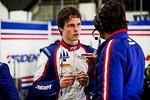 Ralph Boschung startet in der FIA F2 für Trident Racing