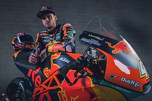 Binder awaits KTM MotoGP test after winning bet