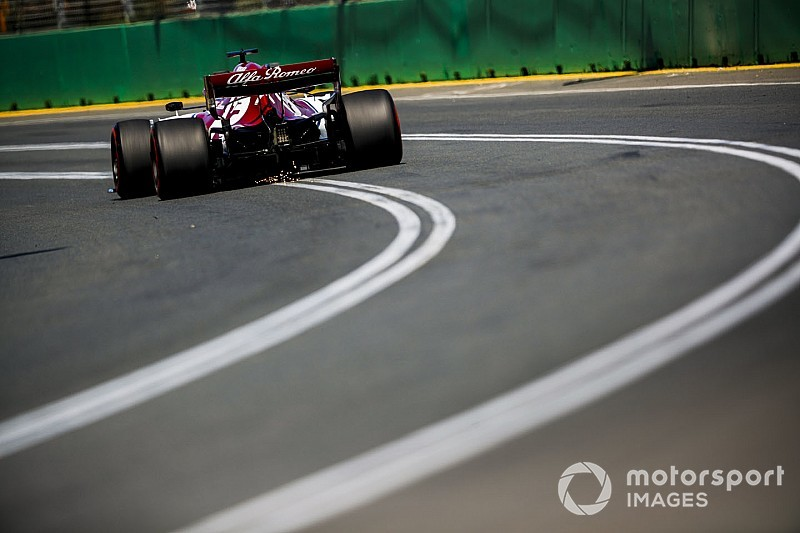 Raikkonen over set-up Alfa Romeo: