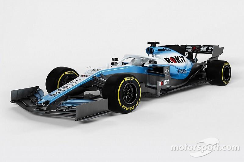 Williams desvela, ahora sí, imágenes digitales de su FW42