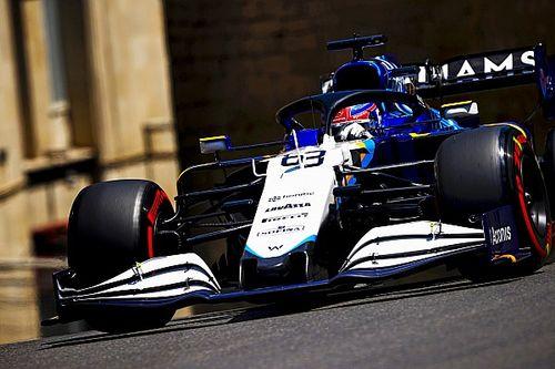 F1: Russell crê que campanha 'zerada' da Williams não é fracasso