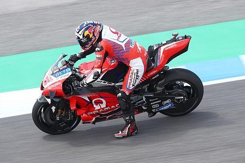MotoGP, Jerez, Warm-Up: Zarco al top, Marquez cade ancora